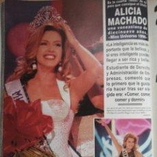 Coleccionismo de Revista Hola: MISS UNIVERSO. Lote 277759823