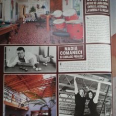Coleccionismo de Revista Hola: NADIA COMANECI. Lote 277762533