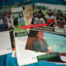 Coleccionismo de Revista Hola: RECORTE : MARGAUX HEMINGWAY, EN AFRICA. HOLA, NVBRE 1990 (#). Lote 278341613