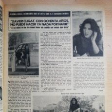Coleccionismo de Revista Hola: NORMA DUVAL. Lote 278959913