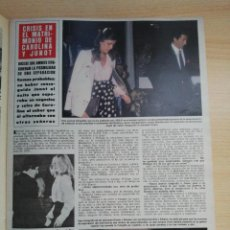 Coleccionismo de Revista Hola: CAROLINA DE MONACO. Lote 278960203