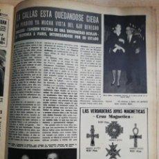 Coleccionismo de Revista Hola: MARIA CALLAS. Lote 278964483
