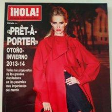 Coleccionismo de Revista Hola: REVISTA ¡HOLA! NÚMERO EXTRAORDINARIO PRET A PORTER OTOÑO-INVIERNO 2013-2014 MODA ELIE SAAB. Lote 283678858