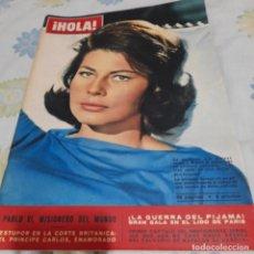 Coleccionismo de Revista Hola: REVISTA HOLA NUMERO 1059 SORAYA. Lote 287890203