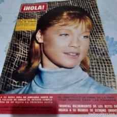 Coleccionismo de Revista Hola: REVISTA HOLA NUMERO 1018 MARISOL. Lote 288575493