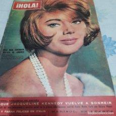 Coleccionismo de Revista Hola: REVISTA HOLA NUMERO 1019 GALA REAL CINEMATOGRÁFICA EN LONDRES. Lote 288575868