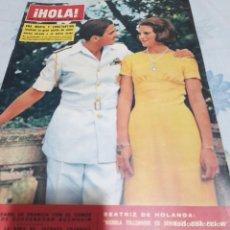 Coleccionismo de Revista Hola: REVISTA HOLA NUMERO 1047 ANA MARIA Y CONSTANTINO. Lote 288577108