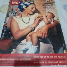 Coleccionismo de Revista Hola: REVISTA HOLA NUMERO 1049 CARMEN SEVILLA. Lote 288577643