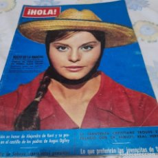 Coleccionismo de Revista Hola: REVISTA HOLA NUMERO 958 ROCÍO DURCAL. Lote 288583268
