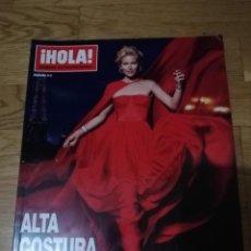 Coleccionismo de Revista Hola: HOLA. ESPECIAL ALTA COSTURA. PTOÑO-INVIERNO 2011-2012. NOVIAS. Lote 288647458