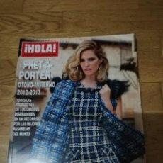 Coleccionismo de Revista Hola: HOLA. PRET-A-PORTER. OTOÑO-INVIERNO 2012-2013. Lote 288647813