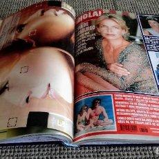 Coleccionismo de Revista Hola: VOLUMEN ENCUADERNADO DE LA REVISTA HOLA. TAPA DURA. VER NÚMEROS ABAJO. Lote 288723403