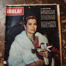 Coleccionismo de Revista Hola: REVISTA ¡HOLA! (N° 1130, 23 ABRIL 1966). Lote 288729313