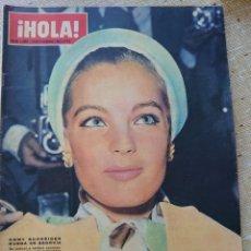 Coleccionismo de Revista Hola: ROMY SCHNEIDER REVISTA HOLA N.1.099 SEPTIEMBRE 1965.... Lote 288895933