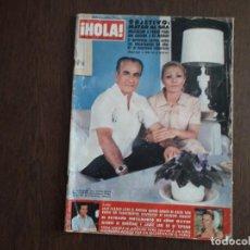 Coleccionismo de Revista Hola: REVISTA HOLA NÚMERO 1819, 7 JULIO 1979. OBJETIVO MATAR AL SHA DE PERSIA.. Lote 293303558