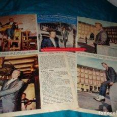 Coleccionismo de Revista Hola: RECORTE : TY HARDYN, DE LA SERIE BRONCO. HOLA, AGOSTO 1963(#). Lote 293930998
