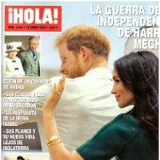 Coleccionismo de Revista Hola: REVISTA HOLA: PRINCE HARRY / MEGHAN MARKLE / MARTA SANCHEZ / JORDI CRUZ / THE WITCHER / TATA HARPE. Lote 295354733