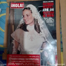 Colecionismo da Revista Hola: REVISTA HOLA NUMERO 1805 PATRICIA HEARST. Lote 295505823