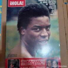 Coleccionismo de Revista Hola: REVISTA HOLA NUMERO 1797 RAÍCES, KUNTA KINTE. Lote 297279333