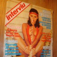 Coleccionismo de Revista Interviú: REVISTA - INTERVIU - Nº 457- 1985. . Lote 3561969