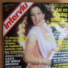 Coleccionismo de Revista Interviú: INTERVIU AÑO 6 Nº 254 FECHA 26 DE MARZO- 1 ABRIL DE 1981. Lote 18829504