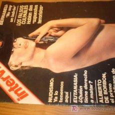 Coleccionismo de Revista Interviú: REVISTA - INTERVIU - Nº 39 AÑO 1977 EN PORTADA: CORINNE CLERV : TODO PARA MOSTRAR. Lote 4439168