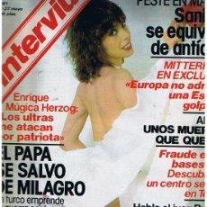 Coleccionismo de Revista Interviú: INTERVIU -AÑO 1981 URSULA ANDRESS SE PONE PRECIO. Lote 26982768
