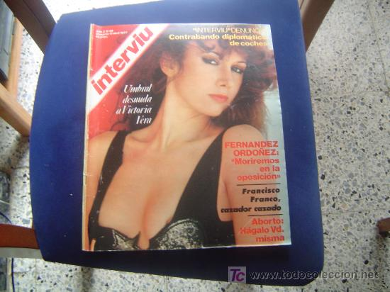 REVISTA INTERVIU 1977. (Coleccionismo - Revistas y Periódicos Modernos (a partir de 1.940) - Revista Interviú)
