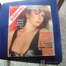 Coleccionismo de Revista Interviú: REVISTA INTERVIU 1977.. Lote 20122482