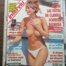 Revista Interviú Página 201 Compra Venta En Todocoleccion