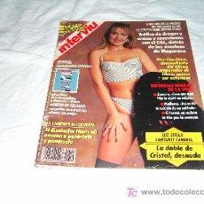 Coleccionismo de Revista Interviú: INTERVIU Nº 759,NOVIEMBRE DE 1990: LUZ STELLA,SIGOURNEY WEAVER. 15 AÑOS SIN FRANCO. Lote 9412393