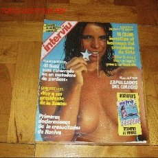 Coleccionismo de Revista Interviú: ROSARIO FLORES, MARADONA. REVISTA INTERVIU Nº 593. SEPTIEMBRE DE 1987. Lote 27546123