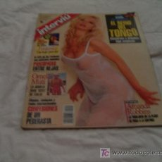 Coleccionismo de Revista Interviú: INTERVIU Nº 1187,ENERO DE 1999:AMANDA ROBBINS.ORNELLA MUTTI.ENTREVISTA BEATRIZ RICO Y ALEX CORRETJA. Lote 12244548