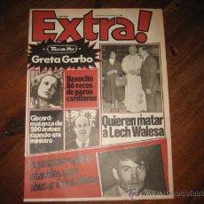 Coleccionismo de Revista Interviú: EXTRA¡. Lote 12286172