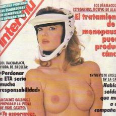 Coleccionismo de Revista Interviú: INTERVIU Nº 823 - OLIVIA WINSTEN , MICHAEL JACKSON , SARA MONTIEL , AÑO 1992. Lote 13712295