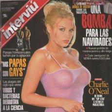 Collectionnisme de Magazine Interviú: INTERVIU: AÑO 1999 N 1231, ENTREVISTA A JAVIER KRAHE, EN PORTADA CHARLIE O NEAL. Lote 14172296