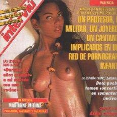 Coleccionismo de Revista Interviú: INTERVIU. AÑO 1996 N 1029. Lote 24334874