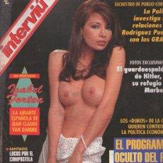 Coleccionismo de Revista Interviú: INTERVIU. AÑO 1996 N 1036. Lote 24334876