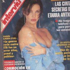 Coleccionismo de Revista Interviú: INTERVIU. AÑO 1996 N 1030. Lote 24334877