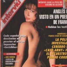 Coleccionismo de Revista Interviú: INTERVIU: AÑO 1996 N 1035. Lote 16962742