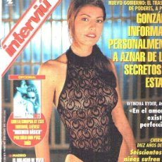Coleccionismo de Revista Interviú: INTERVIU: AÑO 1996 N 1037. Lote 17595582
