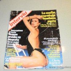 Coleccionismo de Revista Interviú: REVISTA INTERVIU NUMERO 363 , DEL 27 DE ABRIL AL 3 DE MAYO 1983 . . Lote 21062732