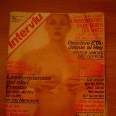 Coleccionismo de Revista Interviú: REVISTA INTERVIU ,Nº 261 -14.20.DE MAYO DE 1981. Lote 21057124