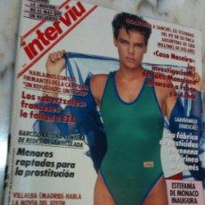 Coleccionismo de Revista Interviú: REVISTA-INTERVIU-AÑO 1990-Nº728-ESTEFANÍA DE MÓNACO. Lote 26226620