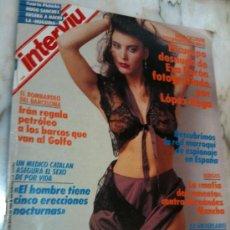 Coleccionismo de Revista Interviú: REVISTA-INTERVIU-AÑO 1988-Nº628. Lote 24796192