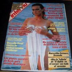 Coleccionismo de Revista Interviú: REVISTA INTERVIU - NUMERO 7050 - NOVIEMBRE 1989 . Lote 26086381