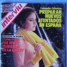 Interviu Abril 1985 El Desnudo De Sonia Martine Vendido En Venta