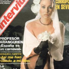 Coleccionismo de Revista Interviú: REVISTA INTERVIU Nº 29 2-8 DICIEMBRE 1976. Lote 28280774