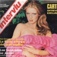 Coleccionismo de Revista Interviú: REVISTA INTERVIU Nº26 11-17 NOVIEMBRE 1976. Lote 28418125
