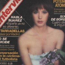 Coleccionismo de Revista Interviú: INTERVIU Nº60 YVONNE SENTIS. Lote 30563226